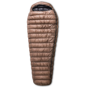 Yeti Passion Three Sleeping Bag L brown/black